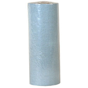 DRC Blue Shop Towel Roll, 30/cs