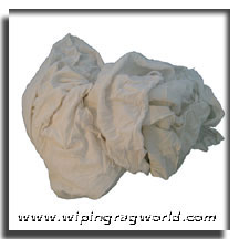 All White T Shirt Rags
