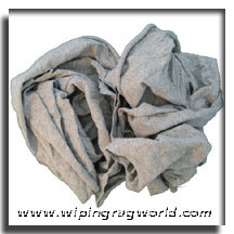 New Grey Knit Rags