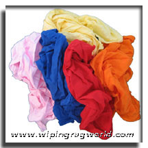 New Color T Shirt Rags
