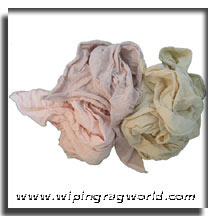 New Washed Tan T Shirt Rags