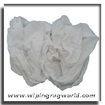New White Cotton Rags